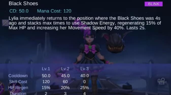 Mobile Legends Lylia Ultimate