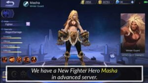 Mobile Legends Masha