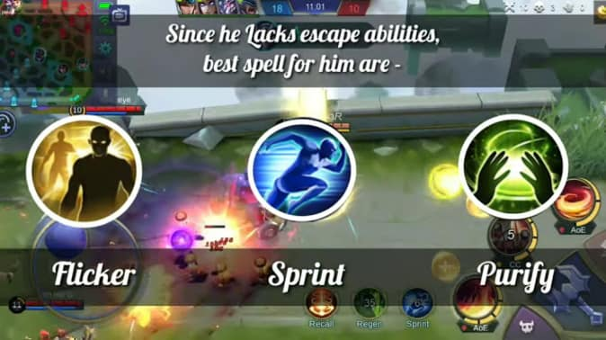 Mobile Legends X BorgRecommend Spell