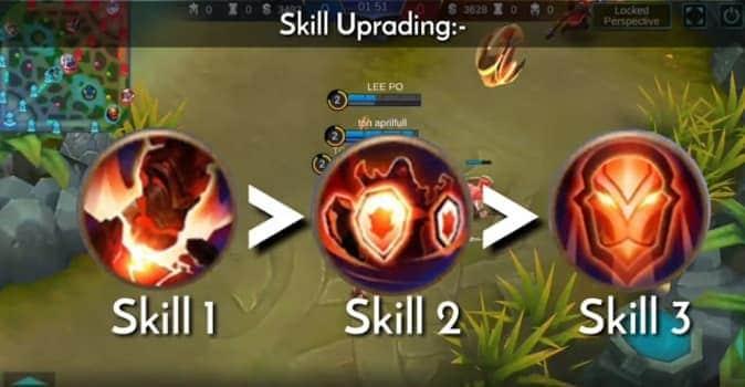 Skill Upgrading