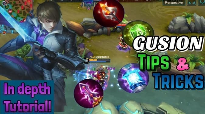 Mobile Legends Gusion Buff trick
