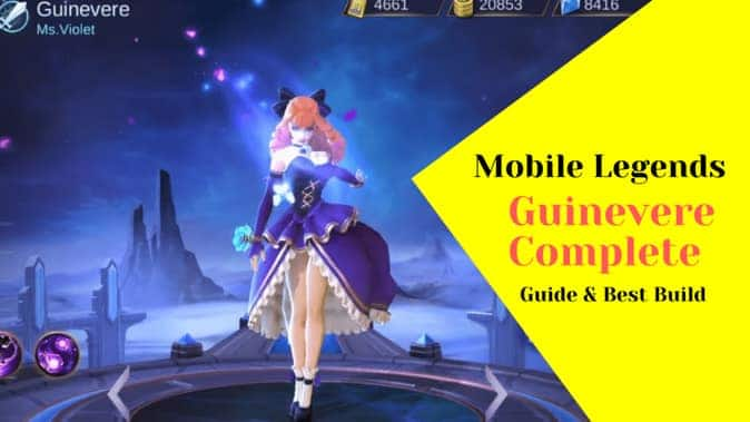Mobile Legends Guinevere Guide 2021 | Guinevere Best Build 2021