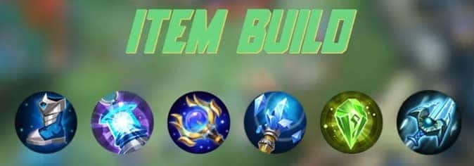 Mobile Legends Silvanna Item Build