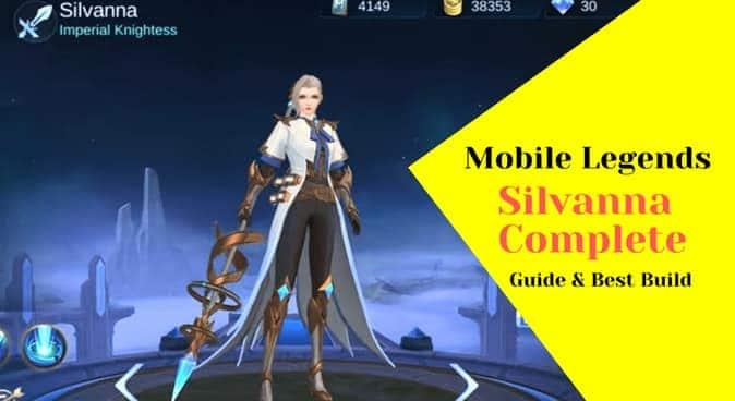 Mobile Legends Silvanna