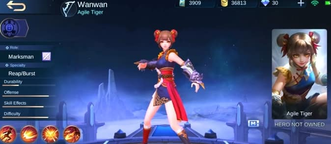 Mobile Legends Wanwan