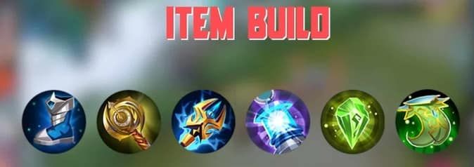 Mobile Legends Cecilion Item Build
