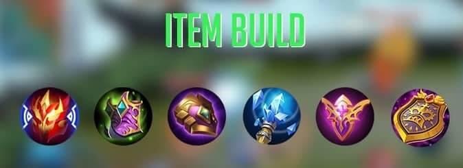 Mobile legends Atlas build 2