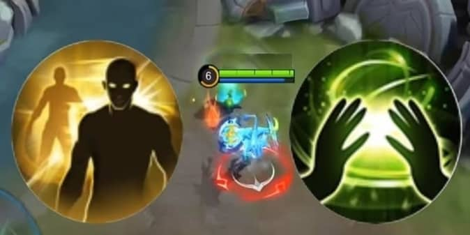 Mobile legends Karrie (Recommended Spell