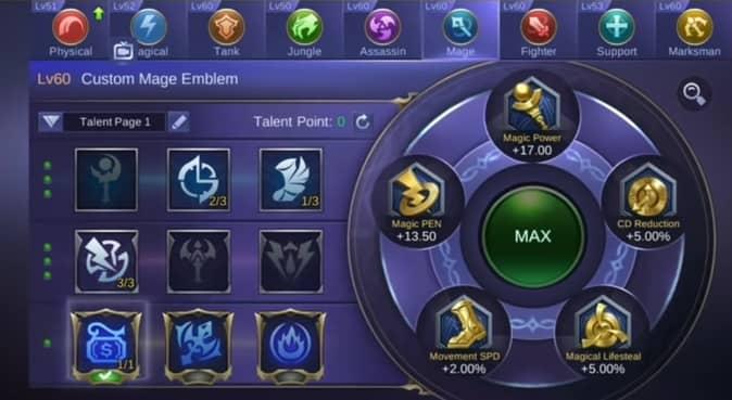 Mobile Legends Faramis 2