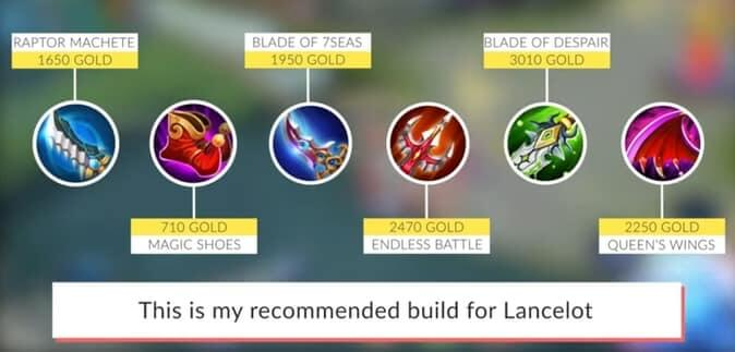 mobile legends lancelot build 6
