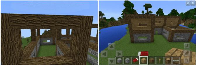 Minecraft 2nd Floor