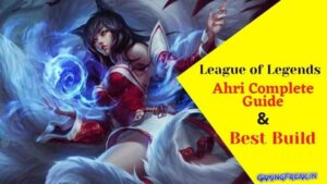 league of legends Ahri