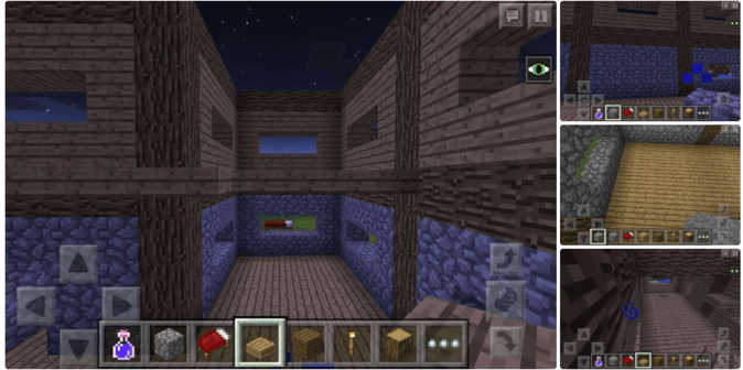 Minecraft Floors