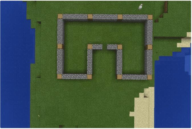 Minecraft Frame_Walls