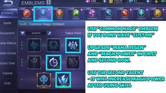 ML Kadita Best Emblem 2