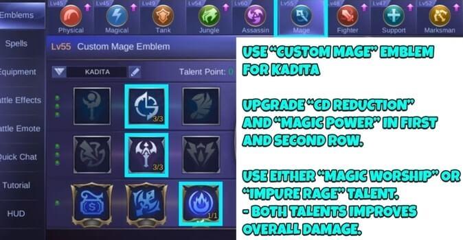 ML Kadita Best Emblem