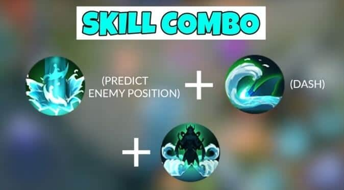 Mobile Legends Kadita - Skill Combos