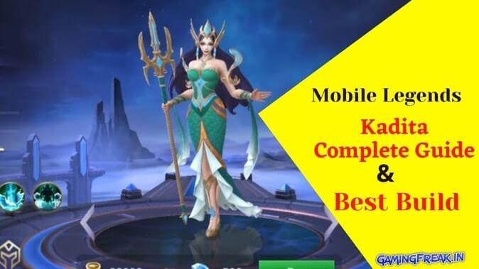 Mobile Legends Kadita
