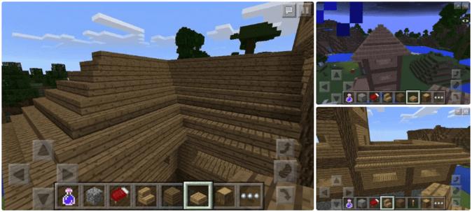 Minecraft ROOF
