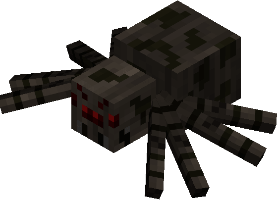 Minecraft Spider