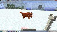 Minecraft Tame Fox