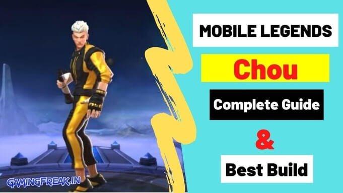 Mobile Legends Chou Guide 2021 | Chou Best Build 2021