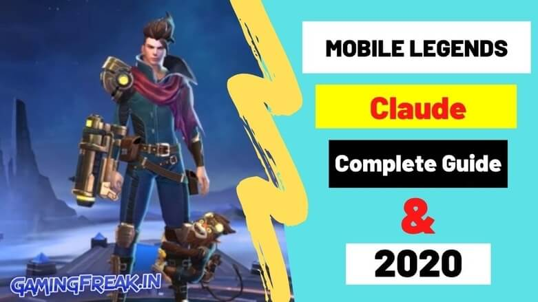 Mobile Legends Claude