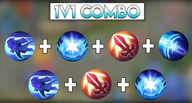 Mobile Legends Harith (Skill Combos