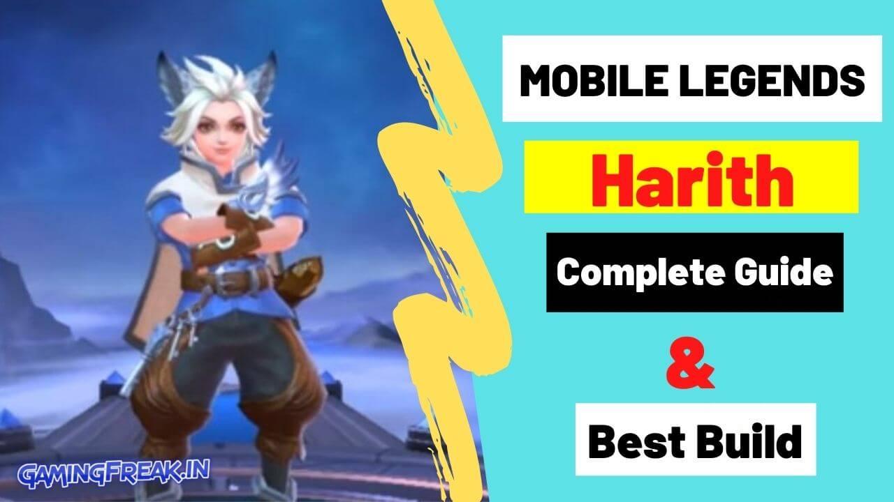 Mobile Legends Harith