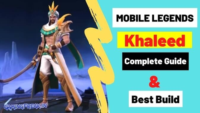 Mobile Legends Khaleed