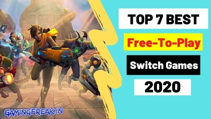 Best Buy Switch Games Free to Play 2021