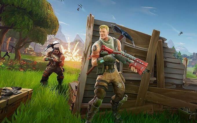 How to play Fortnite on pc & Mac