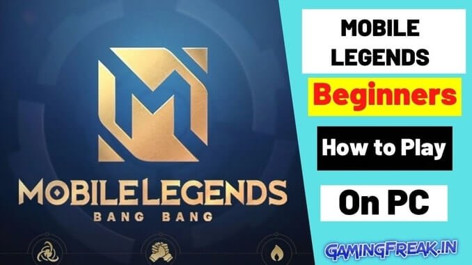 How to play mobile legends on PC for Beginners 2020