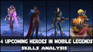 4 Best Mobile Legends Upcoming Hero 2020