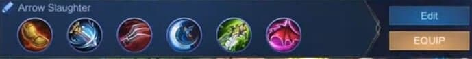 MLBB Miya Best Build