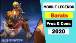 Mobile Legends BARATS PROS & CONS