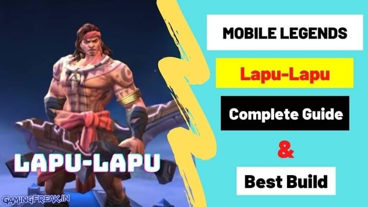 Mobile Legends Lapu Lapu Guide 2021 | Lapu Lapu Best Build 2021