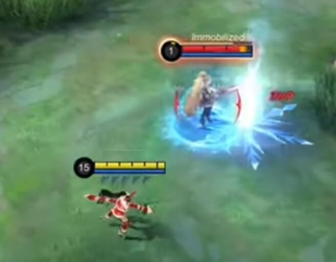Mobile Legends Miya Skill 2 – Arrow of Eclipse