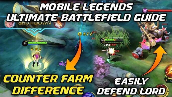 Mobile Legends Ultimate Battlefield Guide 2021