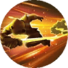 Mobile Legends Hayabusa Skill 2- Ninjutsu Quad Shadow