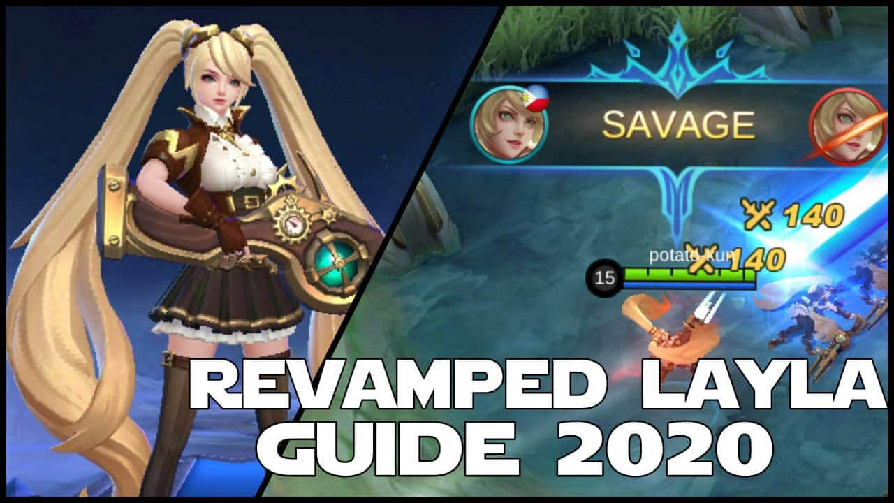 Mobile Legends Revamped Layla Guide 2021 | Layla Best Build 2021