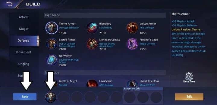 Champions Legion Build Custom Build