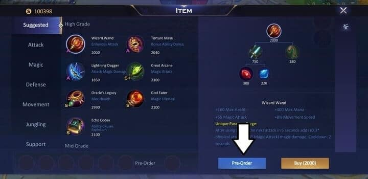 Champions Legion Build Preorder 2