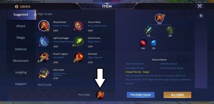 Champions Legion Build Preorder 3