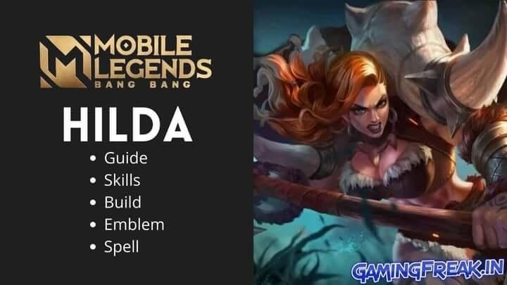 Mobile Legends Hilda Guide 2021 | Hilda Best Build 2021