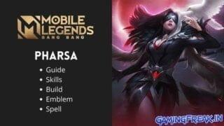 Mobile Legends Pharsa Guide 2021 | Pharsa Best Build 2021