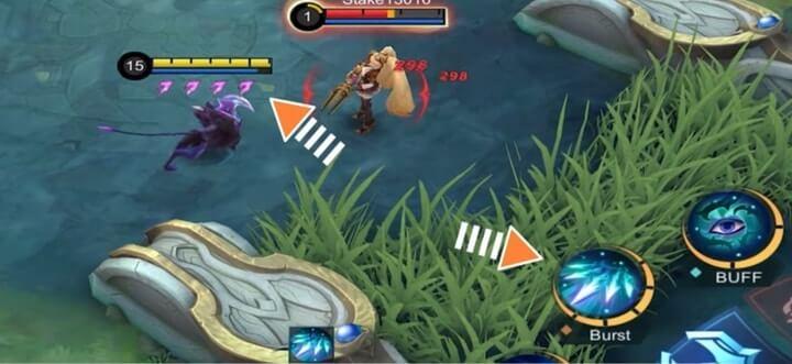 Mobile Legends Helcurt Skill 2 – Deadly Stinger
