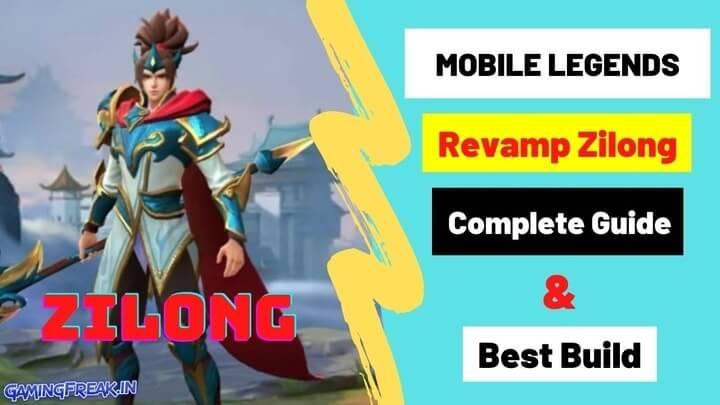 Mobile Legends Zilong Revamp Guide 2021 | Zilong Best Build 2021