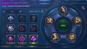 Revamped Alucard Assassin Emblem