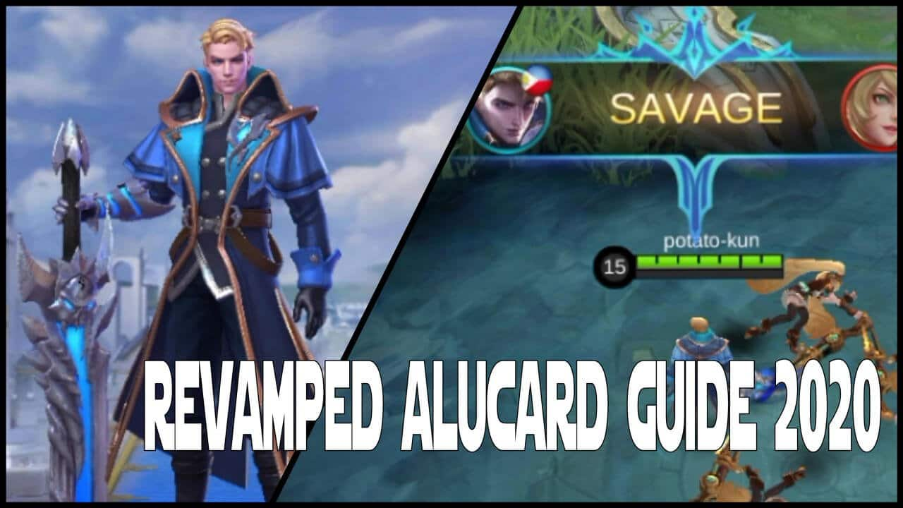 Mobile Legends Alucard Revamp Guide 2021 | Alucard Best Build 2021